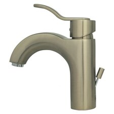 Wavehaus Single Hole Bathroom Faucet with Single Handle
