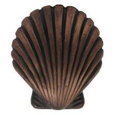 Cabinetry Hardware Seashell Knob
