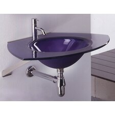 New Generation Ecoloom Trapezoidal Bathroom Sink
