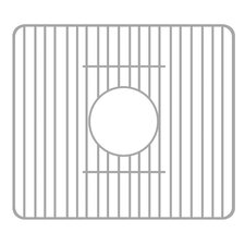 "<strong>Whitehaus Collection</strong> 19"" x 15"" Sink Grid for Farmhaus Firelay Reversible Sink"
