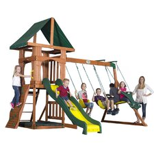 <strong>Backyard Discovery</strong> Santa Fe Swing Set