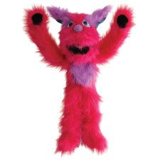 Monster Puppet in Pink