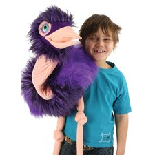 Ostrich Giant Bird Puppet