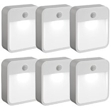 Stick-Anywhere Light (Set of 6)