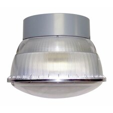 <strong>Deco Lighting</strong> 100W HPS Parking Light in Silver