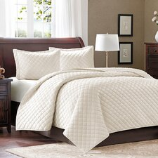 3 Piece Coverlet Set