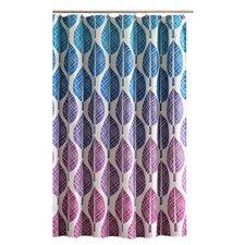 Central Park Microfiber Shower Curtain Set