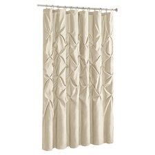 Laurel Polyester Shower Curtain