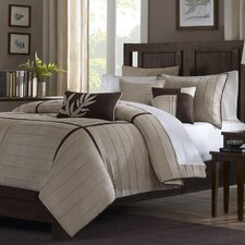 <strong>Madison Park</strong> Dune 6 Piece Duvet Set