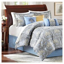 Antica 7 Piece Comforter Set