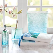 Seaglass 5 Piece Bath Accessory Set