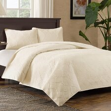 Corrine 3 Piece Coverlet Set