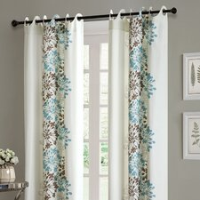 Anaya Cotton Grommet Curtain Single Panel
