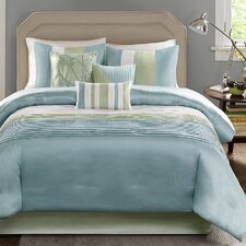 Carter 6 Piece Duvet Set