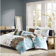 Lola 6 Piece Duvet Cover Set II