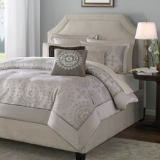 <strong>Madison Park</strong> Tiburon 6 Piece Duvet Set