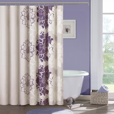 Lola Cotton Shower Curtain