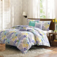 Emily 6 Piece Duvet Set