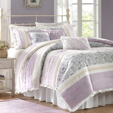 Dawn 7 Piece Comforter Set