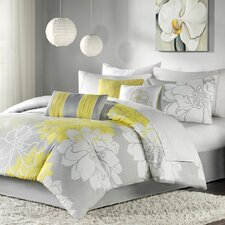 <strong>Madison Park</strong> Lola 6 Piece Twin Comforter Set