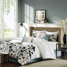<strong>Madison Park</strong> Matilda 7 Piece Comforter Set