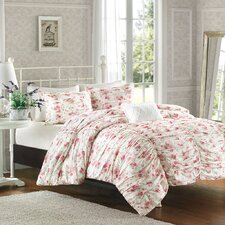 Avery 4 Piece Duvet Set