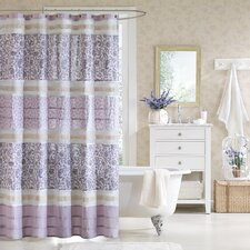 Dawn Cotton Shower Curtain