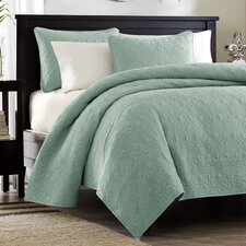 <strong>Madison Park</strong> Quebec 3 Piece Coverlet Set