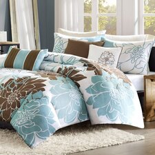 Lola 6 Piece Duvet Set