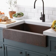"<strong>Native Trails, Inc.</strong> Renewal 33"" x 22"" Paragon Kitchen Sink"