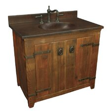 "<strong>Native Trails, Inc.</strong> 36"" Old World Vanity Base"