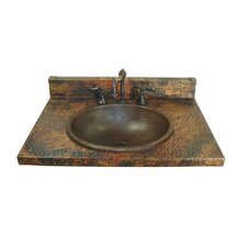 "<strong>Native Trails, Inc.</strong> Tuscany 22"" Vanity Top"
