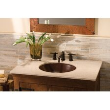 "<strong>Native Trails, Inc.</strong> Crema 37"" Vanity Top"