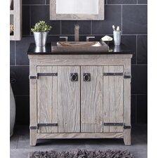 "Americana 36"" Bathroom Vanity Set with Single Sink"