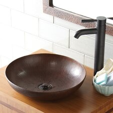 <strong>Native Trails, Inc.</strong> Maestro Sonata Petit Vessel Sink