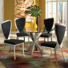Diva 5 Piece Dining Set