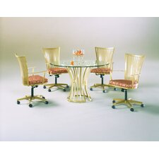 <strong>Johnston Casuals</strong> Paralline 5 Piece Dining Set