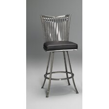 "Genesis 30"" Bar Stool with Cushion"
