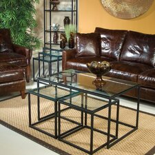 Cubic Coffee Table Set