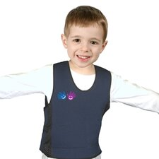 <strong>Fun and Function</strong> Weighted Compression Vest in Blue