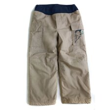 Paratrooper Pants in Tan