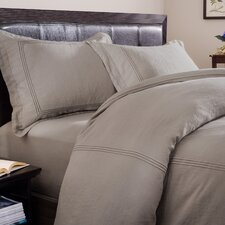 <strong>Wildon Home ®</strong> Linen Duvet Cover Collection
