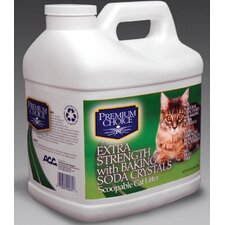 Baking Soda Crystals Scoopable Cat Litter (16.5 lbs)