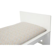 Dots Twin Fitted Sheet