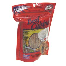 Rawhide Flavored Munchy Dog Treat (50-Pack)