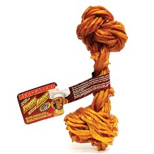 Piggy Rope Bone Dog Treat