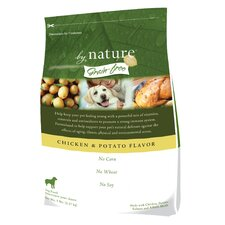 Grain-Free Chicken and Potato Flavor Dry Dog Food