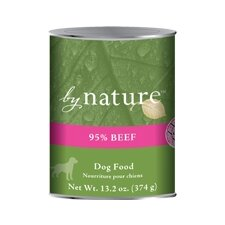 95% Beef Wet Dog Food (Set of 12)