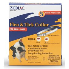 4Mo Flea Collar for Small Dog