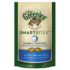 <strong>Greenies</strong> Smartbite Hairball Chicken Cat Treat